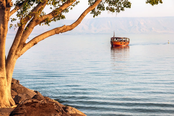 Boat Of Galilee