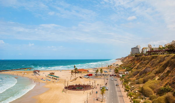 Beach Sironit Netanya