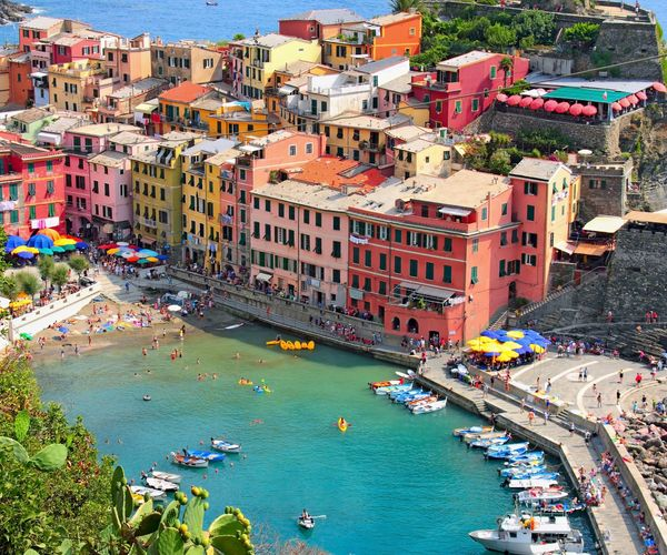 Varnazza Cinque Terre Shutterstock Under 10Mg